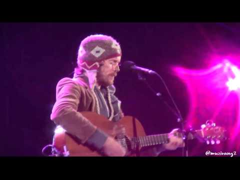 Damien Rice-The Blower's Daughter @Seoul Jazz Festival 2013