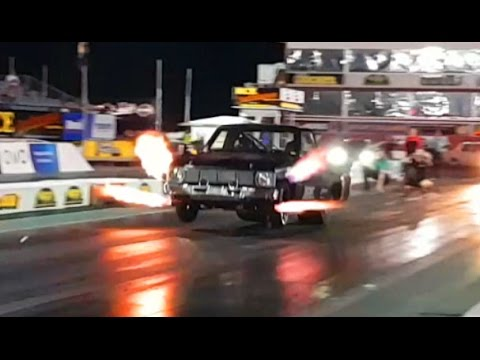 INSANE 6 SEC TWIN TURBO BIG BLOCK HILUX
