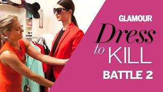 getlinkyoutube.com-Job Interview Outfit - Dress to Kill - Whitney Port Style Competition | Glamour