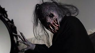 getlinkyoutube.com-Monster - Halloween Makeup Tutorial