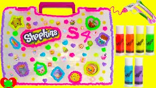 getlinkyoutube.com-DIY Shopkins Storage Case Season 4 with DohVinci