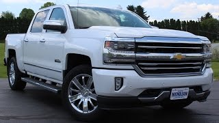 getlinkyoutube.com-2016 Chevrolet Silverado 1500 High Country (8-Speed) Start Up, Complete Tour, and Review