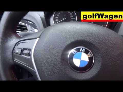 BMW how to open and start engine with dead remote control battery