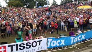 getlinkyoutube.com-Libby Hill reacts to Sagan winning UCI Worlds Road Race 2015