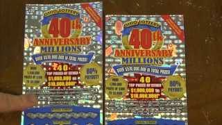 getlinkyoutube.com-Double Winners! Pair of $30 Lotto Tickets