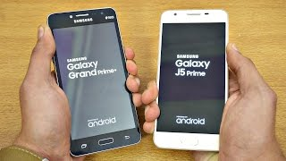 getlinkyoutube.com-Samsung Galaxy Grand Prime Plus vs Galaxy J5 Prime - Speed Test! (4K)