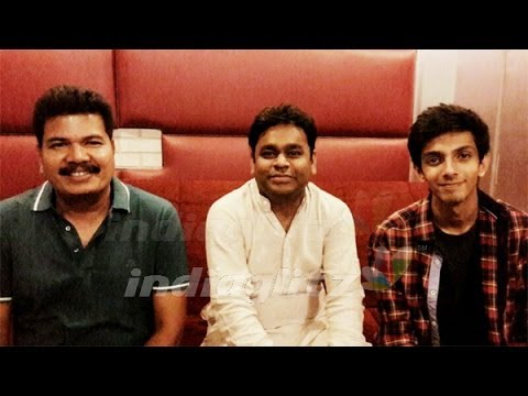 Anirudh renders his voice for A.R. Rahman | AI Tamil Movie, Songs | Hot Cinema News