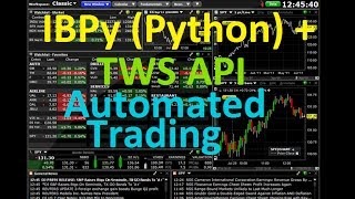 getlinkyoutube.com-How to use IBPy Python with Interactive Brokers TWS API For Automated Trading