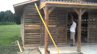 getlinkyoutube.com-Pallet shed 5