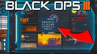 """getlinkyoutube.com-Black Ops 3: """"SECRET HIDDEN MENU"""" In The Data Vault - HELP ME CRACK IT!"""