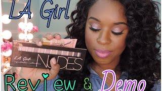 getlinkyoutube.com-LA Girl | Review & Tutorial
