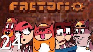 Factorio  - Season Two  - Episode 24 [Automation]