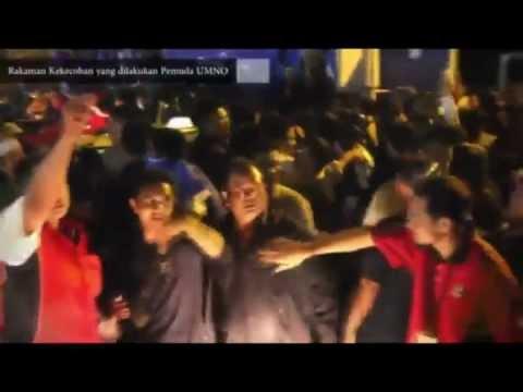 Laporan Khas : Siri Keganasan UMNO