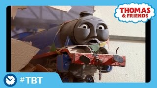 getlinkyoutube.com-Thomas & Friends UK: Accidents Will Happen
