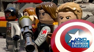 LEGO Marvel's Avengers - Captain America: Civil War Karakter Csomag