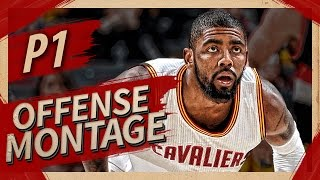getlinkyoutube.com-Kyrie Irving Offense Highlights Montage 2016/2017 (Part 1) - CRAZY Handles, UNCLE DREW!