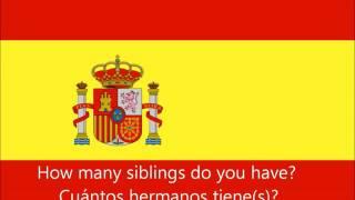 getlinkyoutube.com-600 Spanish Phrases for Beginners
