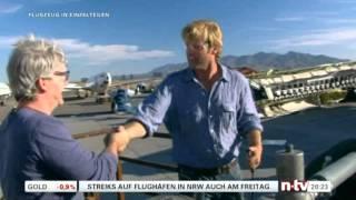 getlinkyoutube.com-Zerlegt - Ein Flugzeug In Einzelteilen