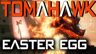 "Mob Of The Dead: ""Tomahawk Easter Egg"" - Feed The Beasts Hidden Unlockable Weapon!"