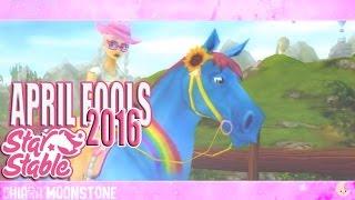 getlinkyoutube.com-Star Stable Online - April Fools 2016 - Super Shire