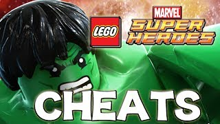 getlinkyoutube.com-LEGO Marvel Superheroes - CHEATS