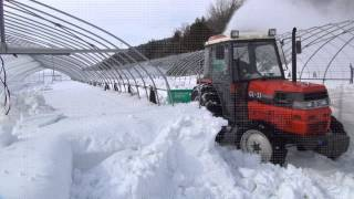 getlinkyoutube.com-Snow removal  除雪