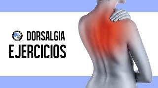 Dorsalgia o dolor de espalda, como aliviar el dolor