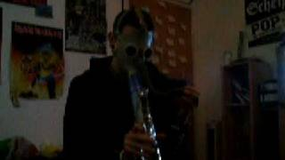 getlinkyoutube.com-Gasmaske Bong rauchen !!!
