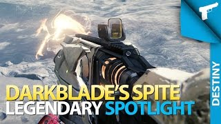 getlinkyoutube.com-Destiny | Darkblade's Spite [Legendary Weapon Review]