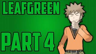 getlinkyoutube.com-Pokemon - Leaf Green Walkthrough Part 4 / Gym Leader Brock!