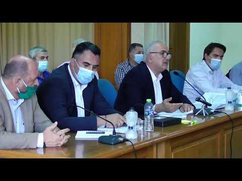 Ο Βουλευτής κ.Σάββας Χιονίδης και επικεφαλής του συνδυασμού ''ΠΟΛΙΤΕΣ ΣΕ ΔΡΑΣΗ'' παραχώρησε συνέντευξη τύπου στο Πνευματικό Κέντρο Κατερίνης και έδωσε απαντήσεις