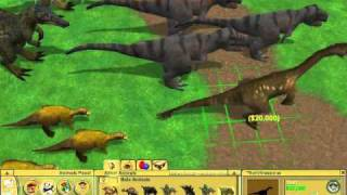getlinkyoutube.com-Zoo Tycoon 2 | IS AWESOME: Cretaceous Calamity!