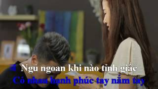 getlinkyoutube.com-KARAOKE  Chúc Vợ Ngủ Ngon   Vũ Duy Khánh   Beat Gốc