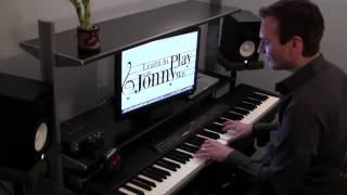 getlinkyoutube.com-Avicii - Wake Me Up - Amazing Ragtime Piano Cover by Jonny May