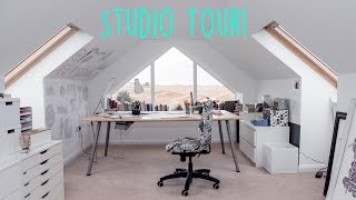 getlinkyoutube.com-Studio Tour