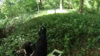 getlinkyoutube.com-[Airsoft France] The Jungle #1 | Part.01 | DeathMatch | Valdes/BHD | [N°8]