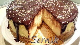 getlinkyoutube.com-SERNIK WIEDEŃSKI- Jak zrobić przepyszny sernik, który nie pęka :)  - KUCHNIUJEMY