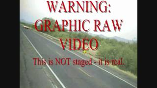 Teen Records Fatal Drunk Driving Crash As It Happens Video width=