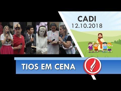 Congresso Cadi - Tios em Cena - 12 10 2018