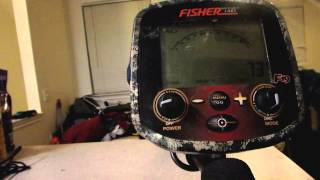 getlinkyoutube.com-AT Pro + AT Gold - Water Capability = Fisher F19
