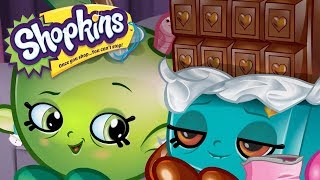 SHOPKINS - LETS WATCH A MOVIE | Cartoons For Kids | Toys For Kids | Shopkins Cartoon