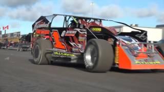 getlinkyoutube.com-358 Big Block qualifying Speed Shots Super Dirt Week XLIV Syracuse New York.