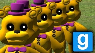 getlinkyoutube.com-FNAF 4 UPDATED NPC'S | Five Nights at Freddy's Gmod