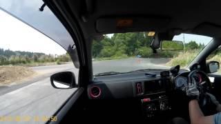 getlinkyoutube.com-アルトターボRSで南千葉サーキットを走ってきました。