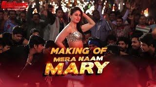 getlinkyoutube.com-Making Of Mera Naam Mary | Brothers | Kareena Kapoor Khan, Sidharth Malhotra