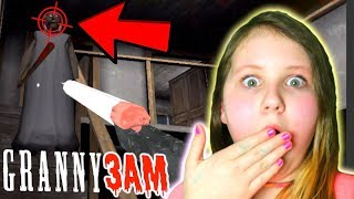 I BEAT GRANNY AT 3AM!! (THE END) #4 - Ruby Rube