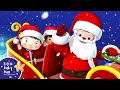 We Wish You A Merry Christmas | Christmas Songs | by LittleBabyBum