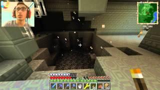 getlinkyoutube.com-ماين كرافت : بقرة سريعة !!!#16|16# Minecraft FTB : d7oomy999