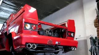 getlinkyoutube.com-T3 Bulli mit V6 Audi Soundcheck