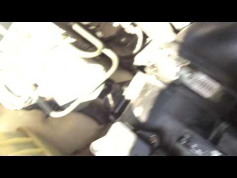 Шумит ГУР на Subaru Legacy 2.0GT. В чем дело?!